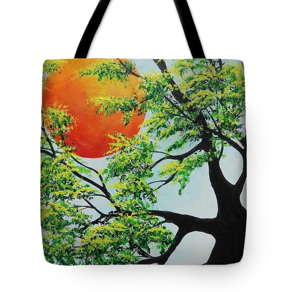 In His Time Tote Bag