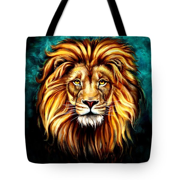 In Honor Of Cecil Tote Bag by Karen Showell