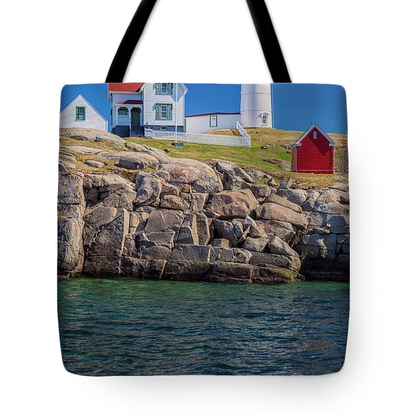 In Living Color Tote Bag by David Cote