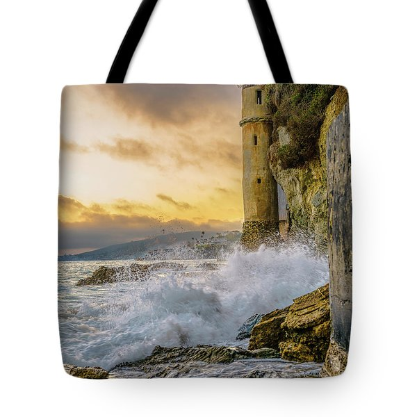 In Longing I Wait Tote Bag