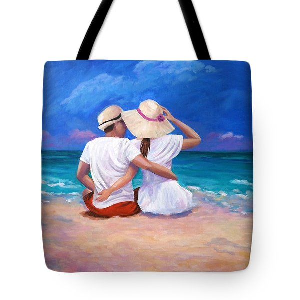 In Love Tote Bag