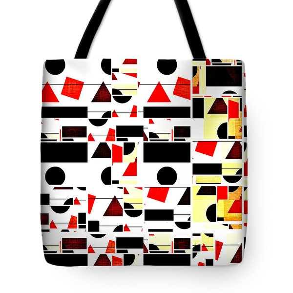Tote Bag featuring the photograph In Medias Res Vi by Aurelio Zucco