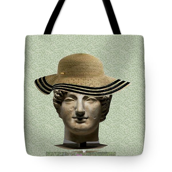 In Memory Of Beautiful Women Ever Lived Tote Bag