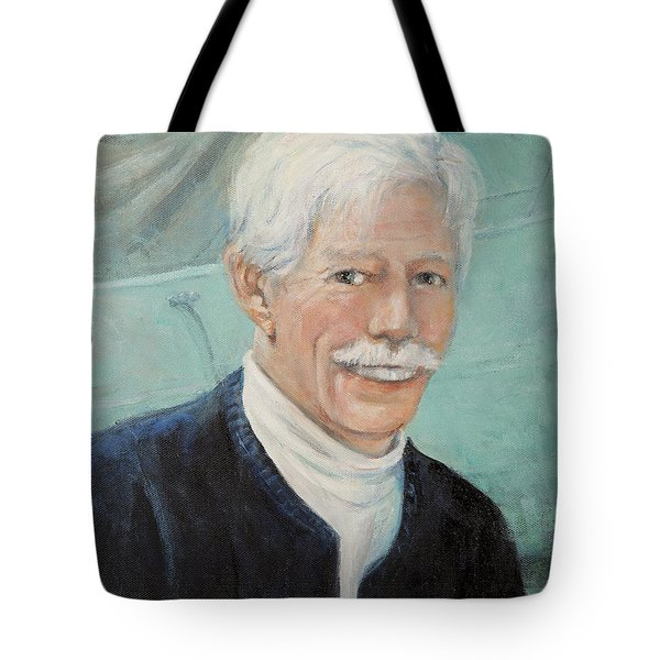In Memory Of Uncle Bud Tote Bag