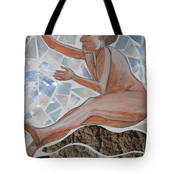 In Mid Air Tote Bag