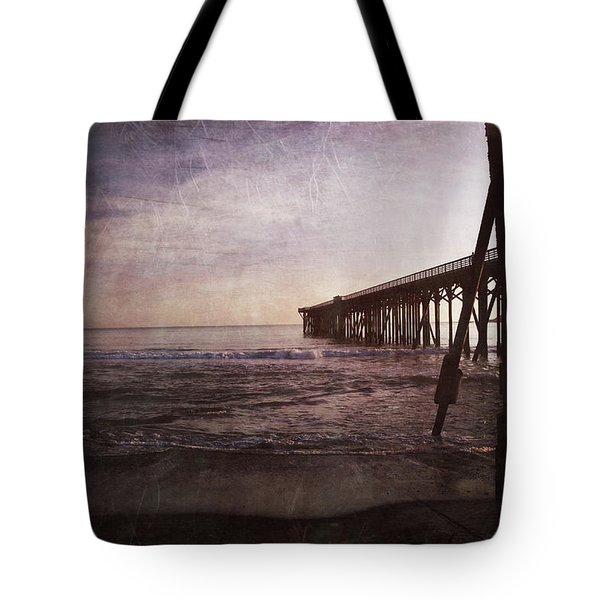 In My Dreams I'm Always With You Tote Bag by Laurie Search