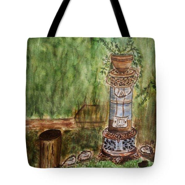 In My Garden. Tote Bag