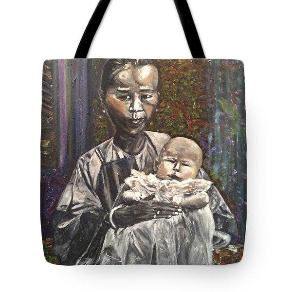 In My Life Tote Bag by Belinda Low