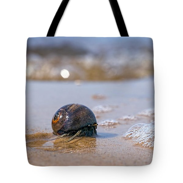 In My Way Tote Bag