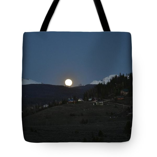 In Or Little Town Tote Bag