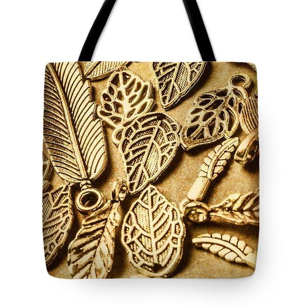 In Ornamental Nature Tote Bag