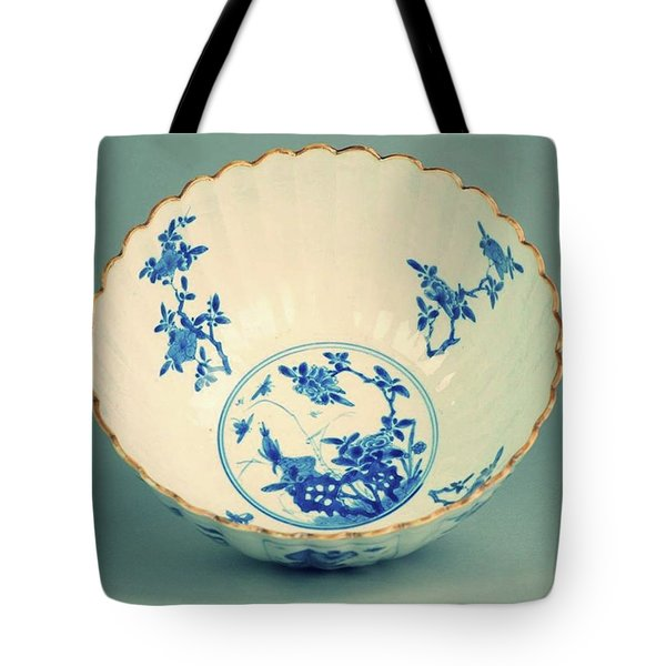 Extremely Nice And Rare Piece From The Kangxi Period Tote Bag