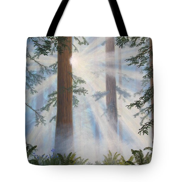 In Paradisum II Tote Bag