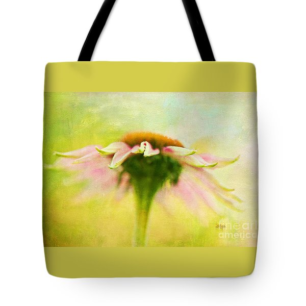 In Perfect Harmony Tote Bag by Lois Bryan