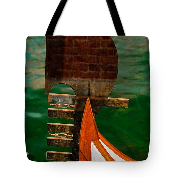In Reflection Tote Bag by Christopher Holmes