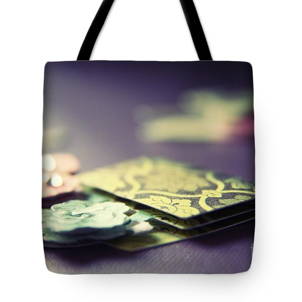 In Relief ... Tote Bag