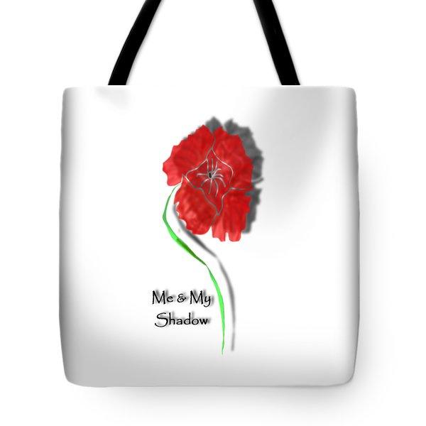 In Remembrance Poppy Tote Bag