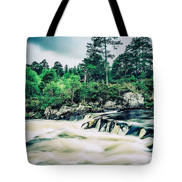 In Retreat Tote Bag