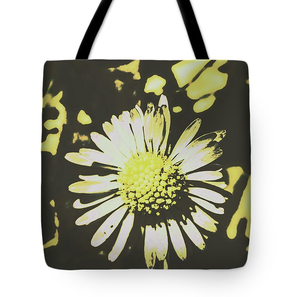 In Retro Spring Tote Bag