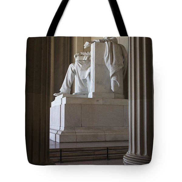 Tote Bag featuring the photograph In Somber Silence by ELDavis Photography
