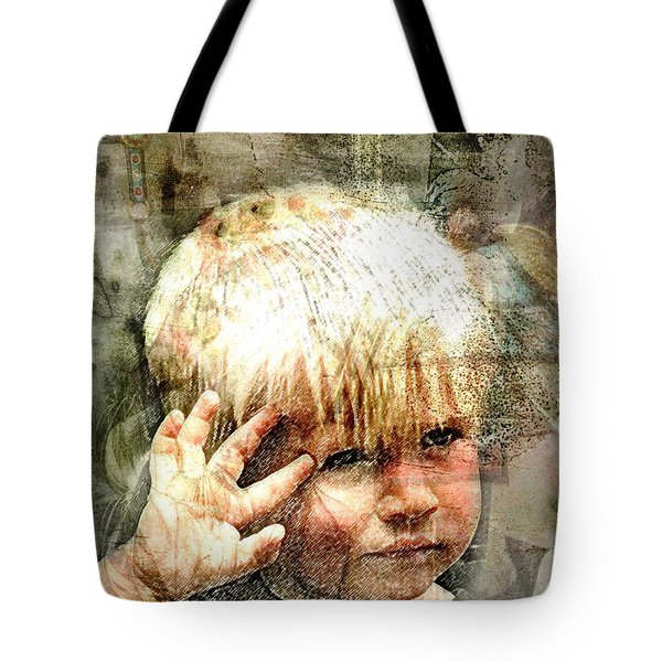 In Some Empyrean Realm Tote Bag