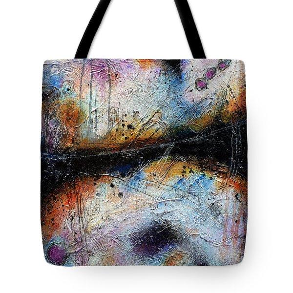 In Spite Of Myself Tote Bag