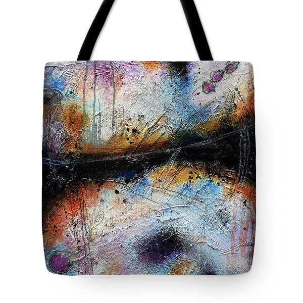 In Spite Of Myself Tote Bag