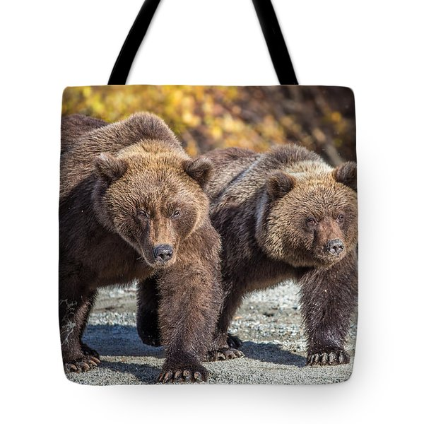 In Stride  Tote Bag