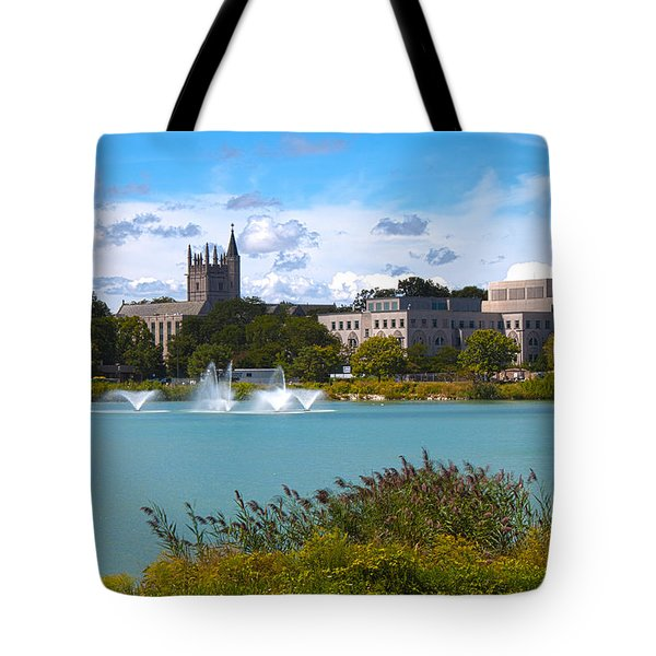 In The Afternoon Tote Bag