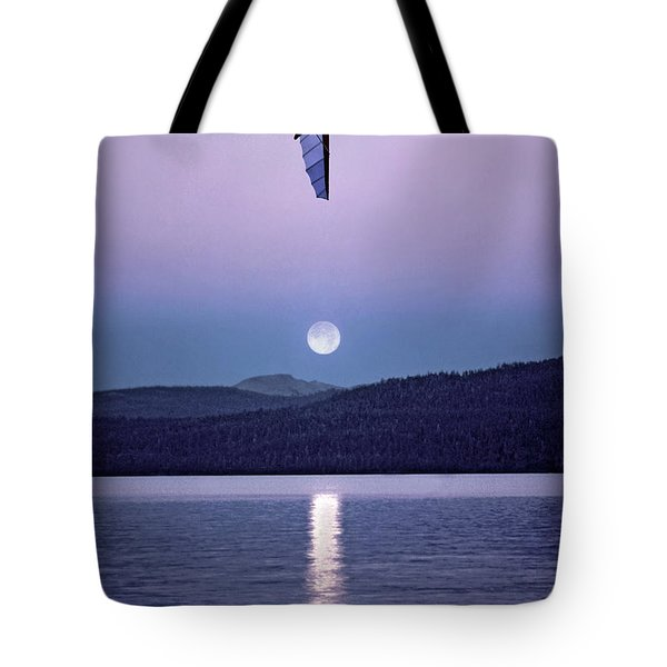 In The Air Tonight Tote Bag