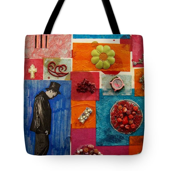 In The Attic Tote Bag by Laurette Escobar