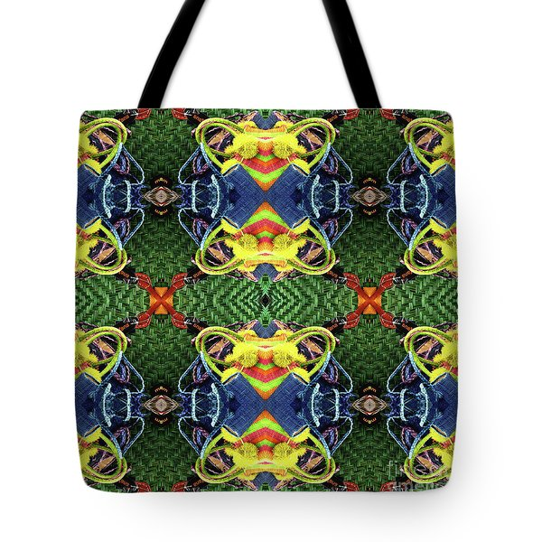 Tote Bag featuring the digital art In The Bag by Wendy Wilton