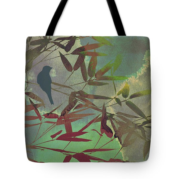 In The Bamboo Forest Tote Bag