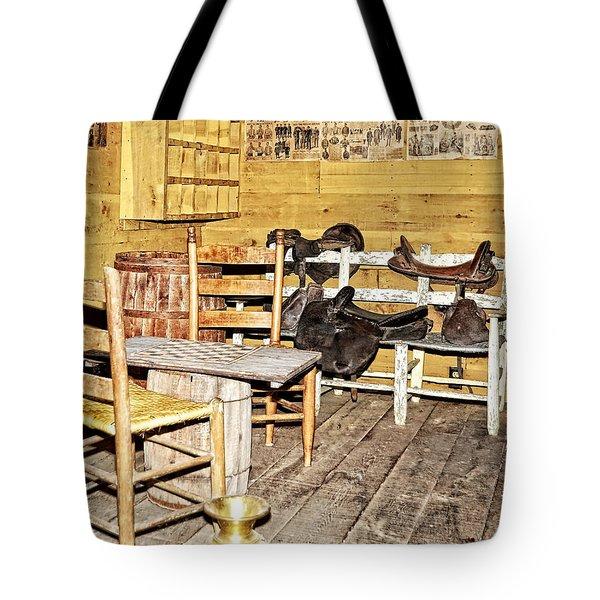 In The Barn Tote Bag