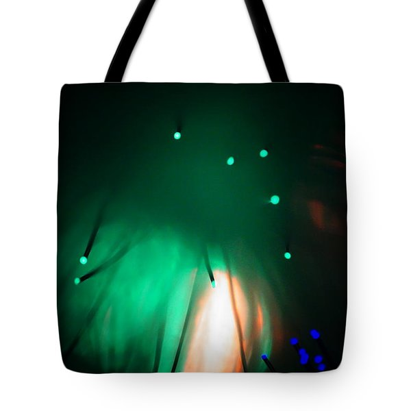In The Begining Tote Bag