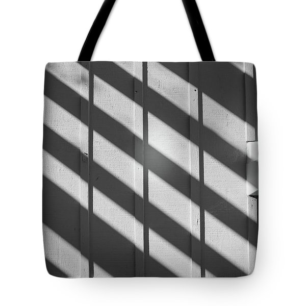 Tote Bag featuring the photograph In The Between by Jingjits Photography