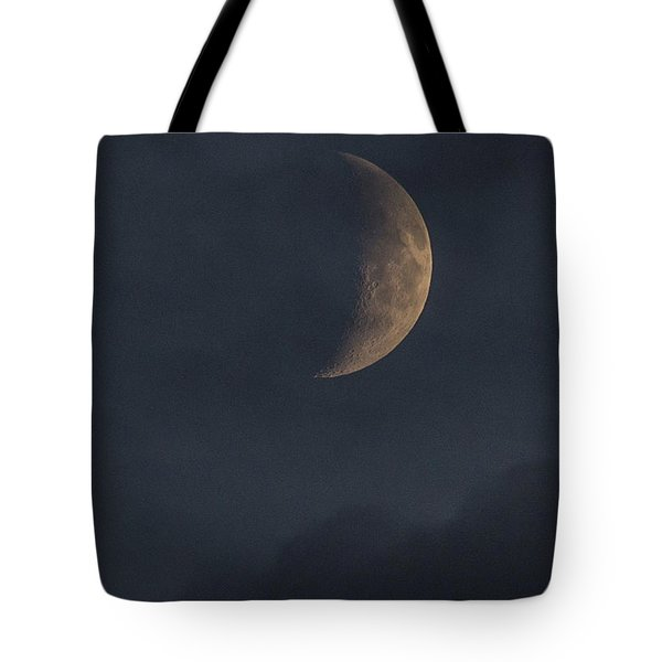 Tote Bag featuring the photograph In The Blue Hours by Alex Lapidus