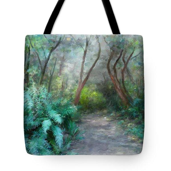 In The Bush Tote Bag