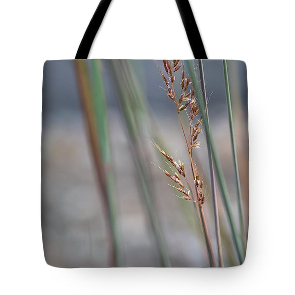 In The Company Of Blue - Tote Bag