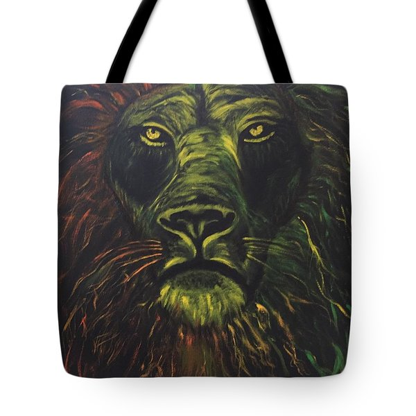 In The Dark Tote Bag by Brindha Naveen