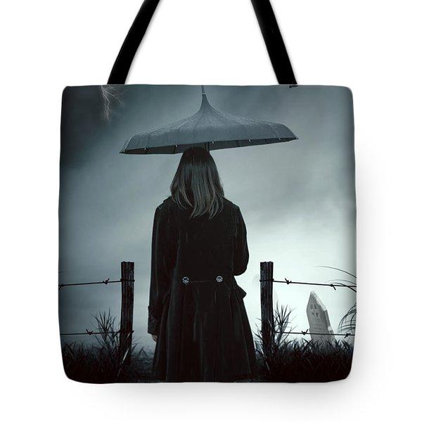 In The Dark Tote Bag by Joana Kruse