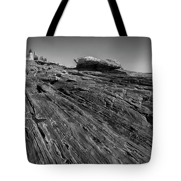 In The Distance Tote Bag by David Cote