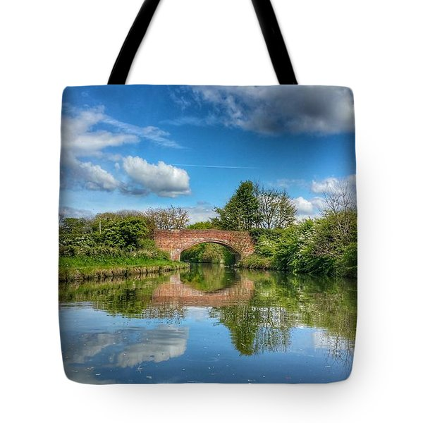 In The Dream Tote Bag by Isabella F Abbie Shores FRSA