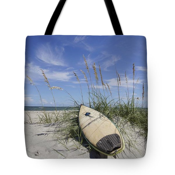 In The Dunes Tote Bag