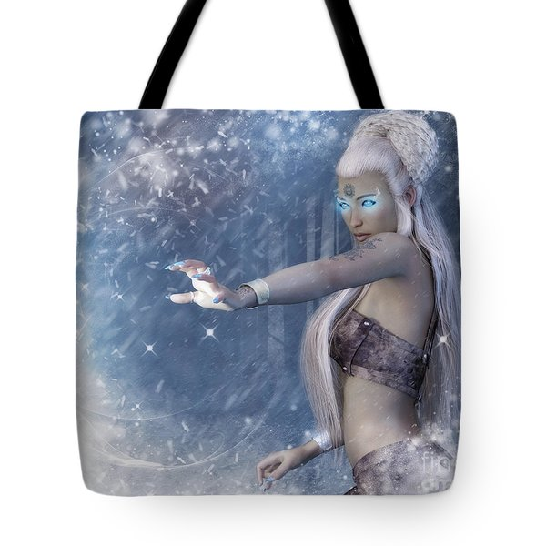 In The Eye Of The Storm Tote Bag