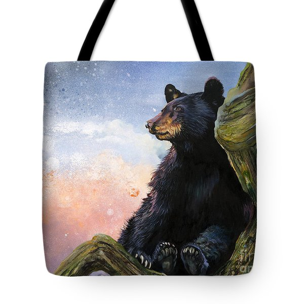 In The Eyes Of Innocence  Tote Bag