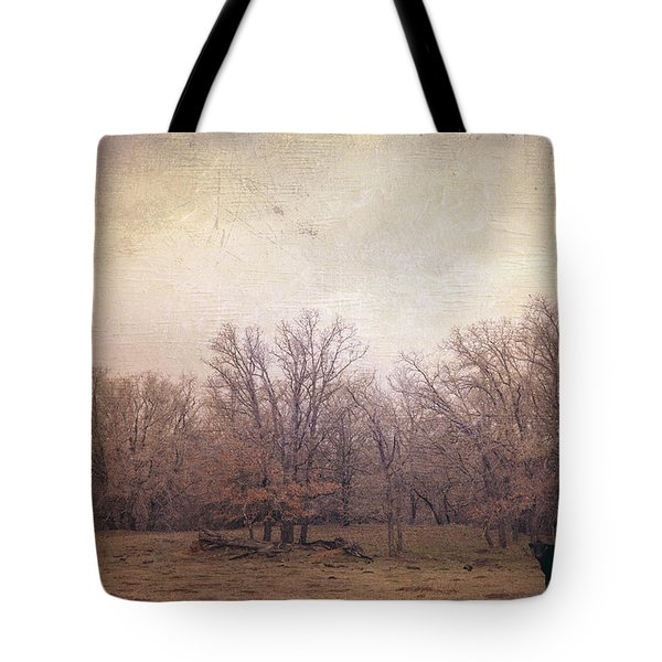 In The Field Tote Bag by Toni Hopper