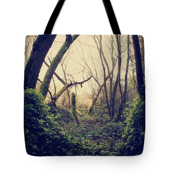 In The Forest Of Dreams Tote Bag by Laurie Search