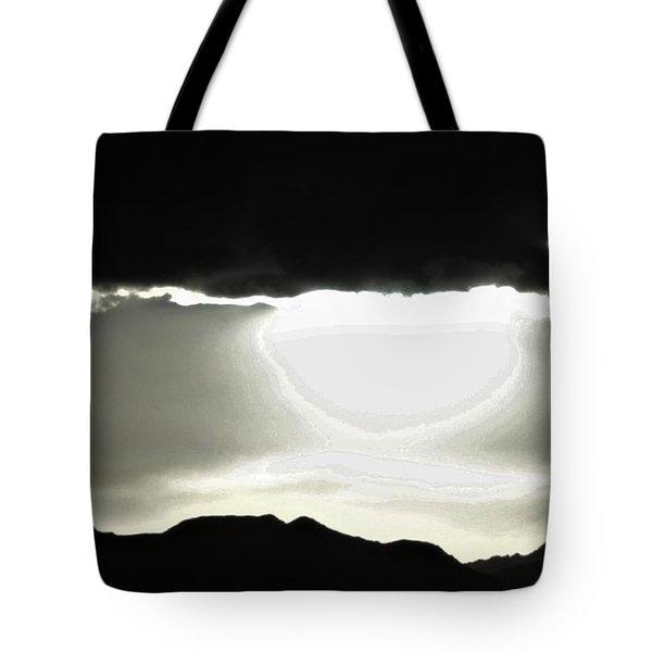In The Gap Tote Bag