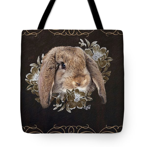 In The Garden Of Whispers Tote Bag